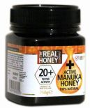 New Zealand The Real Honey Company Manuka Honey Blended Active 20+ - 250g